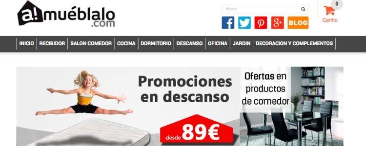 Montar una tienda online de muebles