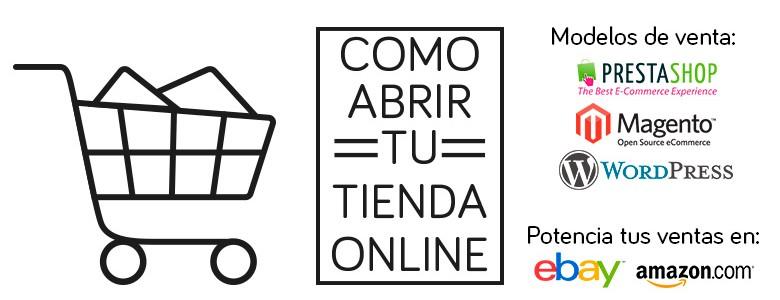 Como abrir una tienda online de una manera facil y sencilla
