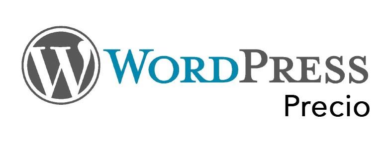 Precio de un Wordpress