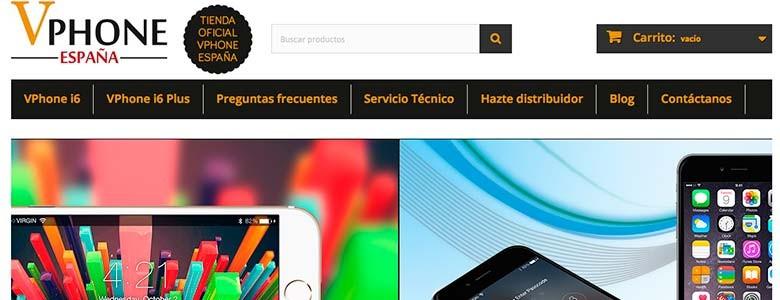 Crear tienda online moviles