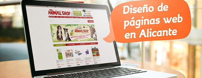 diseño páginas web alicante | crear páginas web alicante