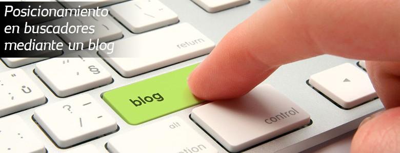 Posicionar un blog