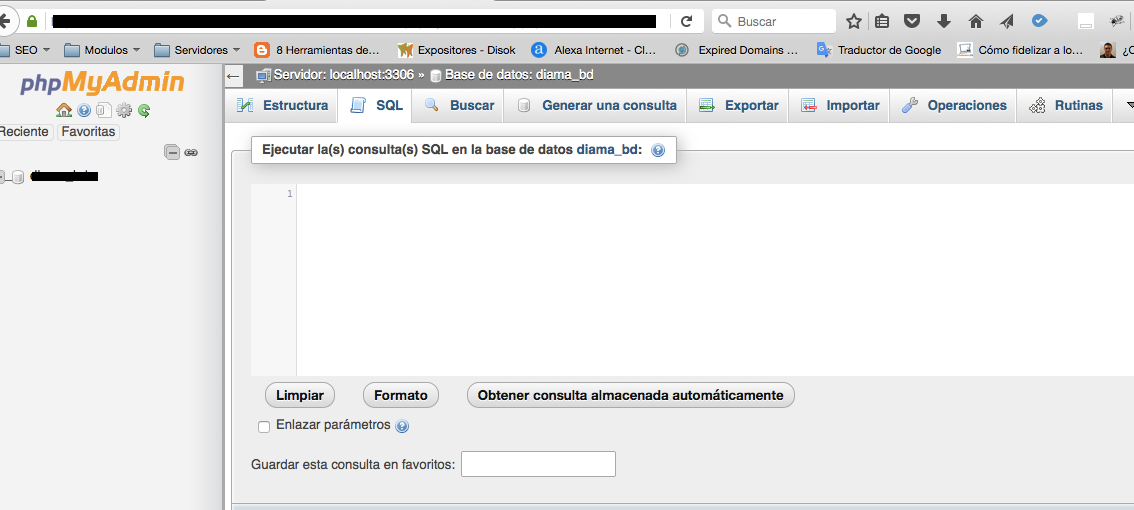 SQL Magento