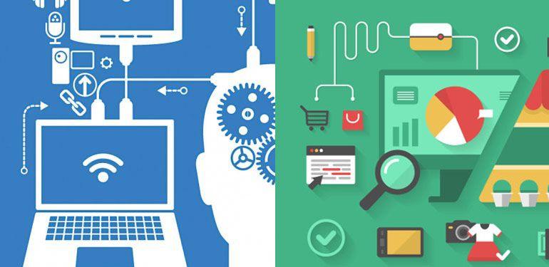 El comercio digital, un negocio online.