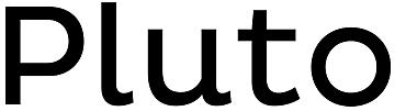Fuente letra Pluto