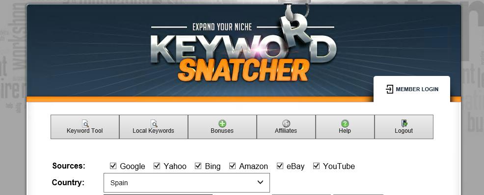keywordsnatche