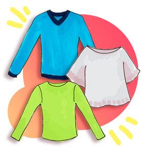 Camisetas online Vender